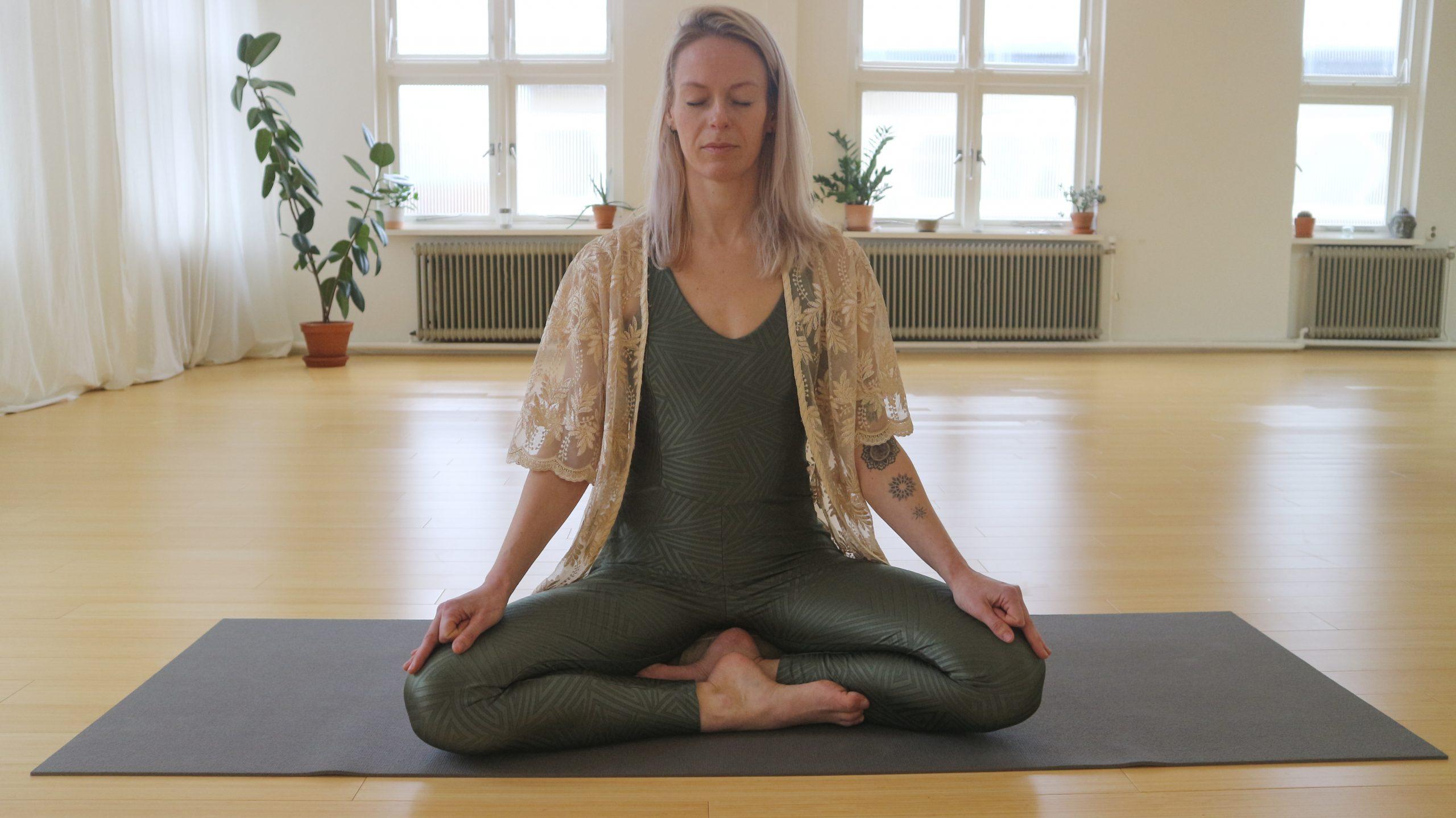 Meditatie bij Bindi